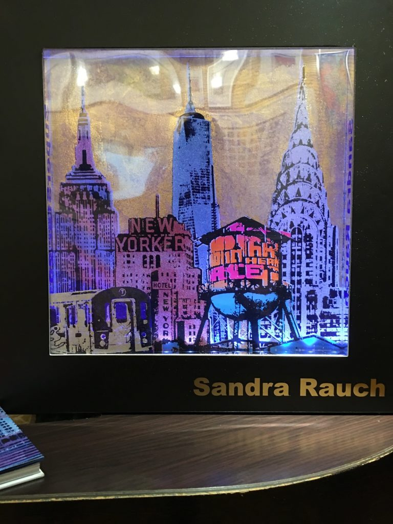I was here Collection Sandra Rauch