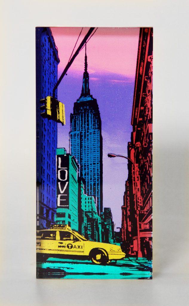 New York Sandra Rauch