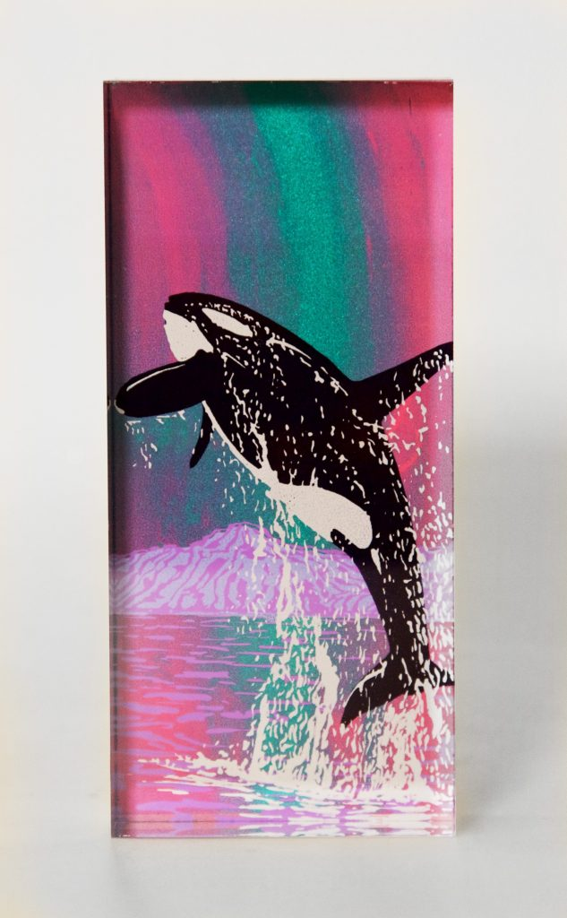 Orca Sandra Rauch